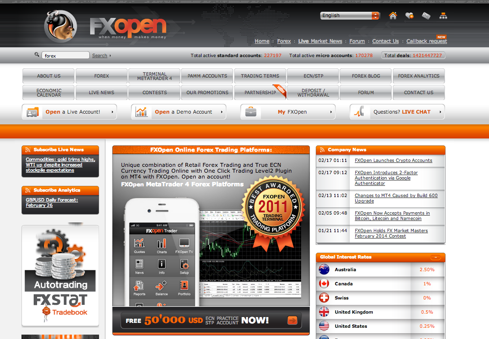 Forex broker no minimum deposit