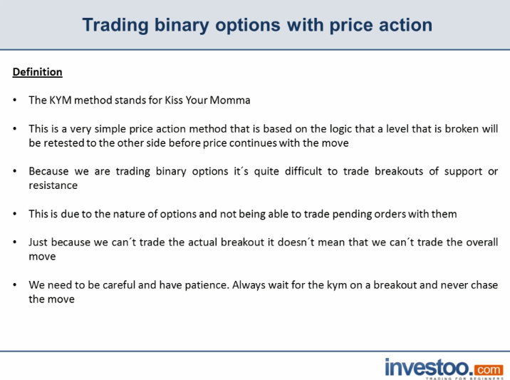 fast options binary trading strategy forum
